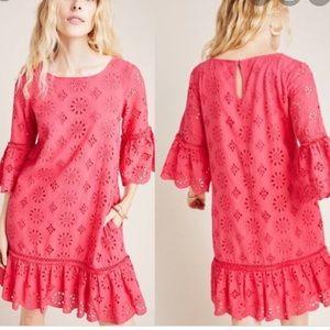 NWT anthro lace tunic dress